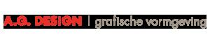 A.G. Design | grafische vormgeving - dtp - webdesign